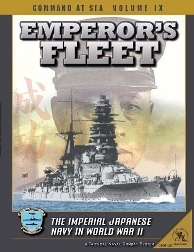 Emperor's Fleet, The Japanese Navy in WWII (for Steel Typhoon)