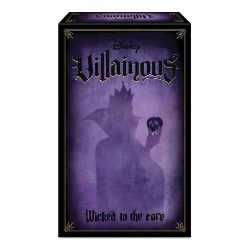 Disney Villainous: Wicked to the Core Expansion