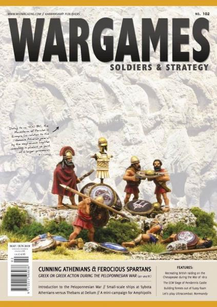 Wargames, Soldiers & Strategy Magazine: Issue #102