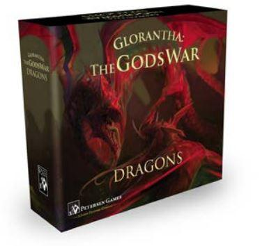 The Gods War: Dragons