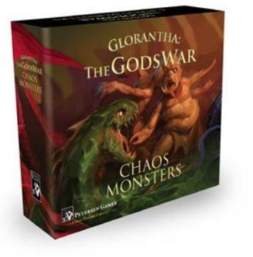 The Gods War: Chaos Monsters