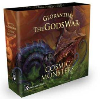 The Gods War: Cosmic Monsters