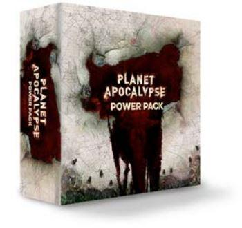 Planet Apocalypse: Power Expansion