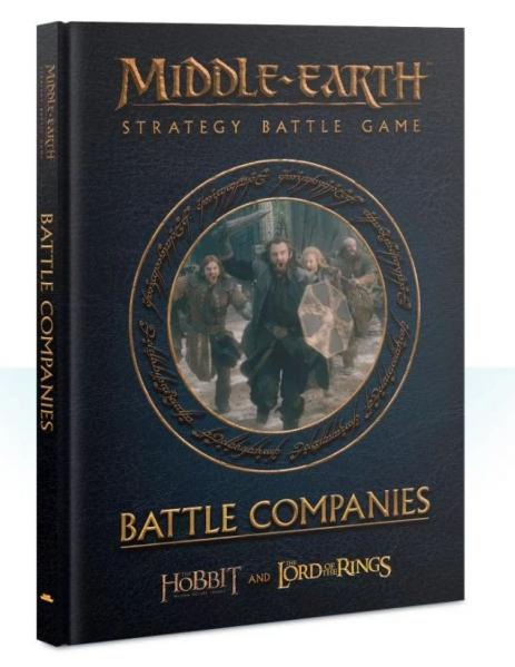 Middle Earth SBG: Battle Companies (HC)