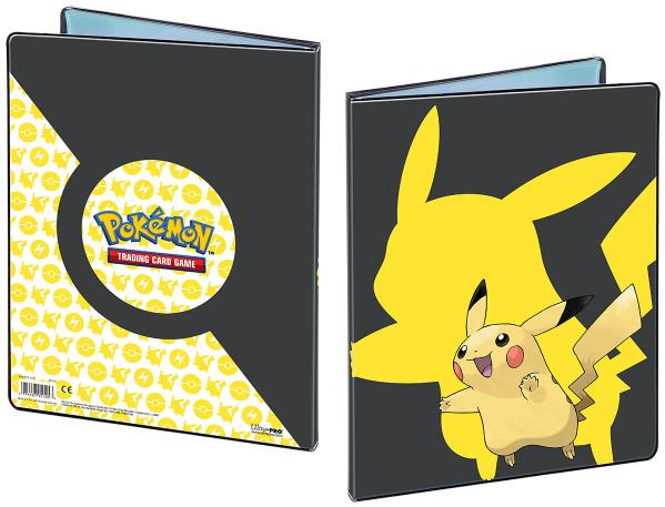 Pokemon CCG: Pikachu 2019 9-Pocket Portfolio
