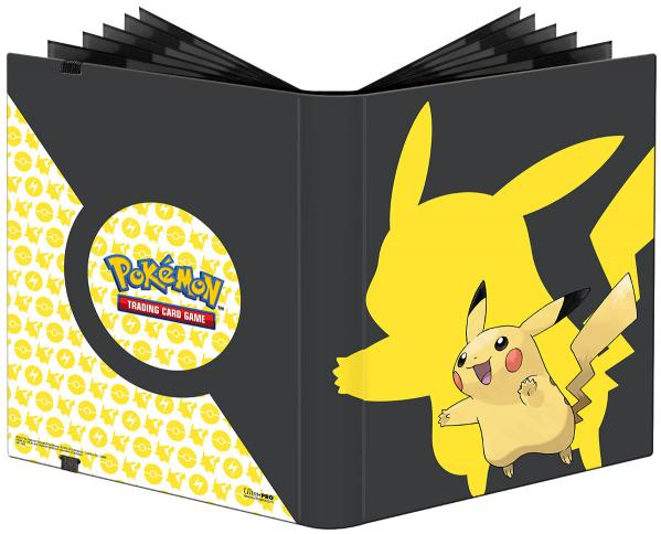 Pokemon CCG: Pikachu 2019 9-Pocket Pro Binder