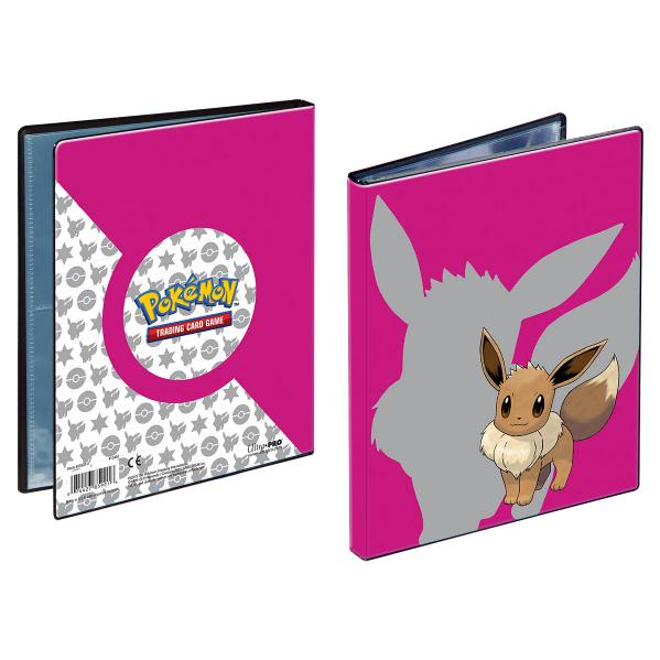 Pokemon CCG: Eevee 2019 4-Pocket Portfolio