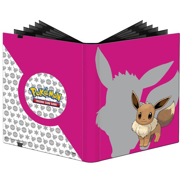 Pokemon CCG: Eevee 2019 9-Pocket Pro Binder