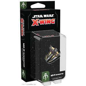 X-Wing 2.0: M3-A Interceptor Expansion Pack