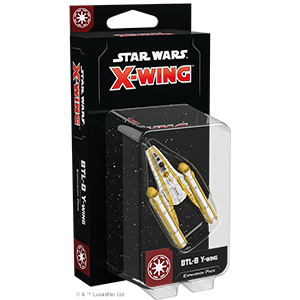 X-Wing 2.0: BTL-B Y-Wing Expansion Pack