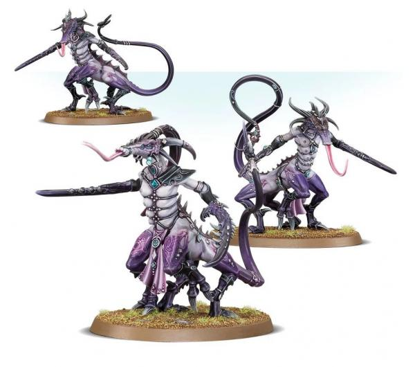 Age of Sigmar: Daemons of Slaanesh: Fiends