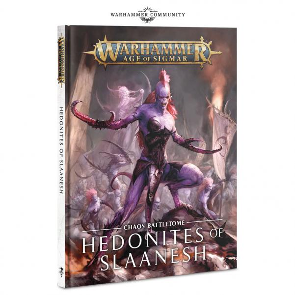 Age of Sigmar: Battletome: Hedonites of Slaanesh (HC)
