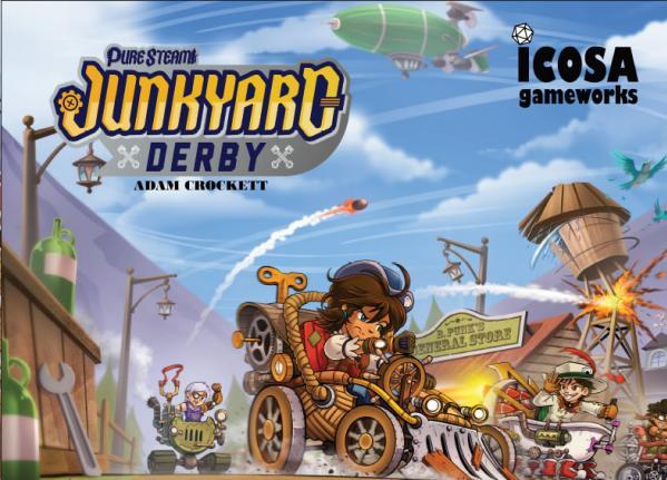 Junkyard Derby