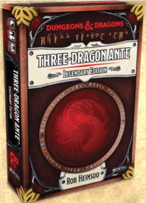 Dungeons & Dragons: Three-Dragon Ante: Legendary Edition