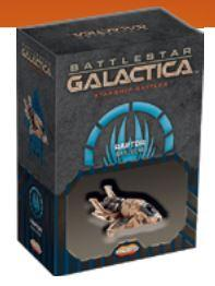 Battlestar Galactica: Spaceship Pack: Raptor (Assault/Combat)