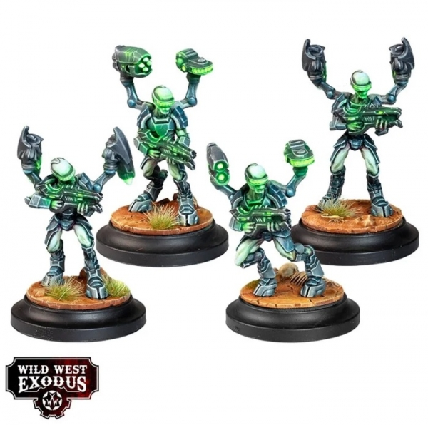 Wild West Exodus: Grey Elites