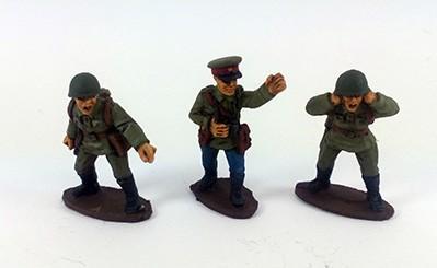 Soviet Anti-tank Gun Crew – Summer Uniform