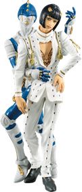 Bandai Hobby: Bruno Bucciarati & Stand ''Jojo's Bizzare Adventure'', Bandai Ichiban Figure