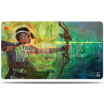 Magic The Gathering: Playmat - War of the Spark v6