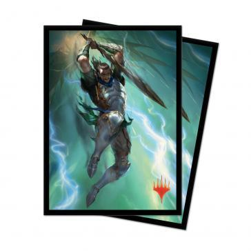 Magic The Gathering: War of the Spark V1 Deck Protector Sleeves (100)