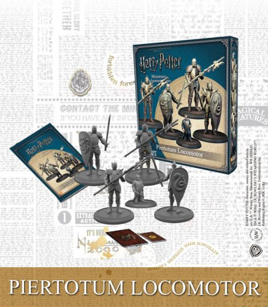Harry Potter Miniature Game: PIERTOTUM LOCOMOTOR