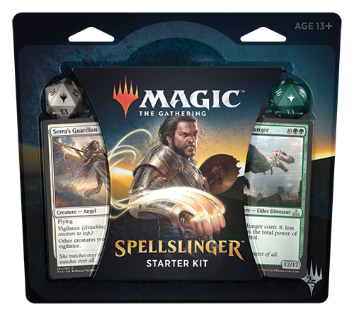 Magic the Gathering CCG: Core 2020 Spellslinger Starter Kit