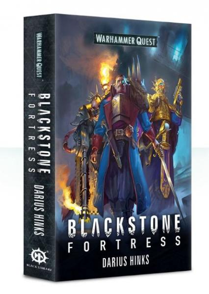 Warhammer Quest: Blackstone Fortress (PB)