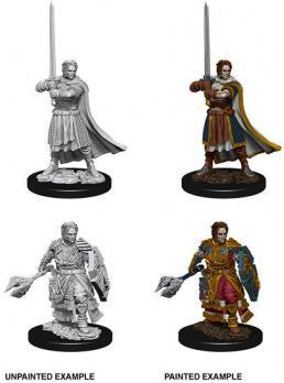 D&D Minis: Male Human Cleric