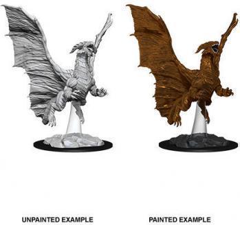 D&D Minis: Young Copper Dragon
