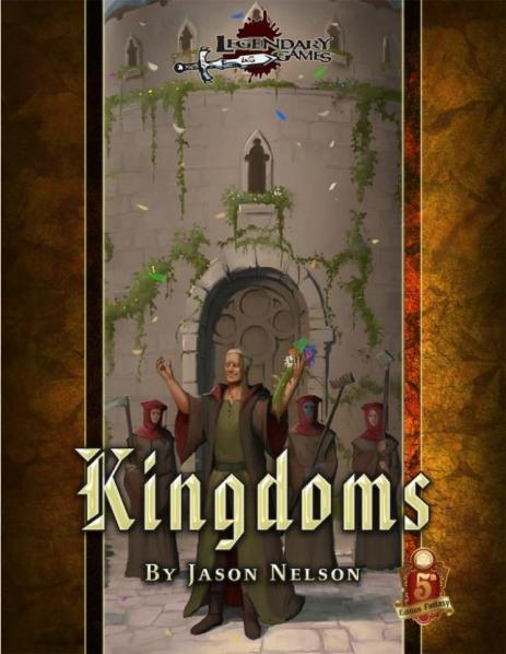 D&D 5th Edition RPG: Kingdoms (5E)