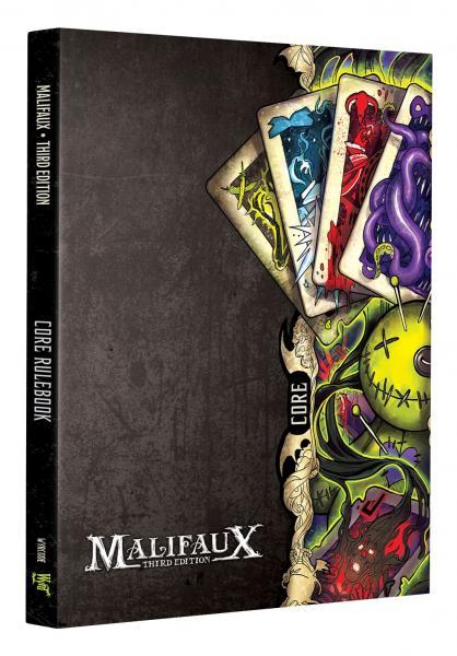 Malifaux (M3E): Core Rulebook