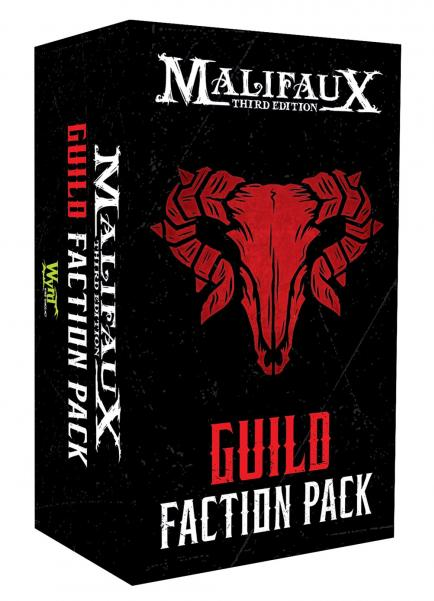 Malifaux (M3E): Guild Faction Pack