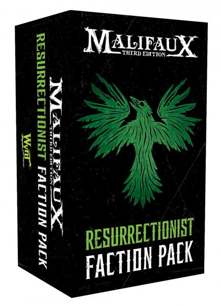 Malifaux (M3E): Resurrectionist Faction Pack