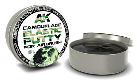 AK-Interactive: Elastic Masking Putty