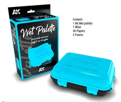 AK-Interactive: (Accessory) Wet Palette