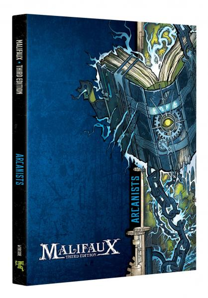 Malifaux (M3E): Arcanist Faction Book