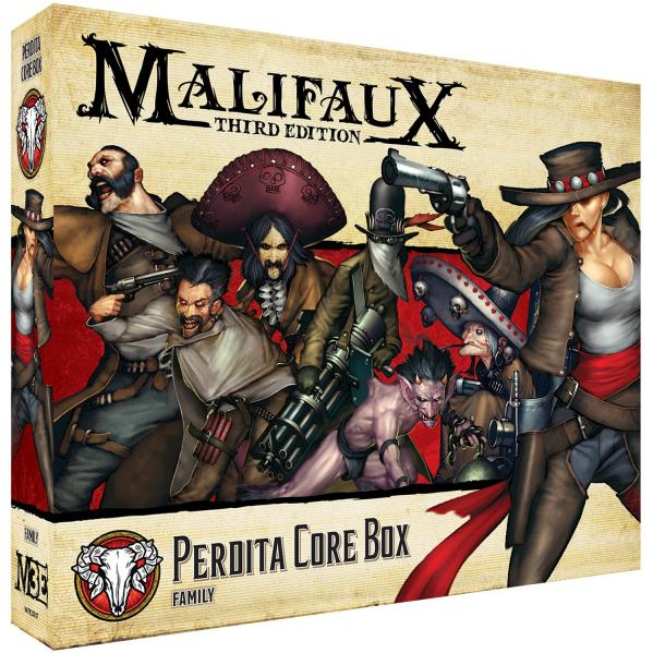 Malifaux (M3E): Guild - Perdita Core Box