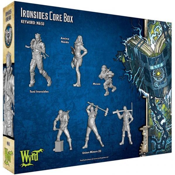 Malifaux (M3E): Ironsides Core Box
