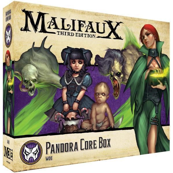 Malifaux (M3E): Pandora Core Box