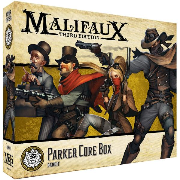 Malifaux (M3E): Parker Core Box