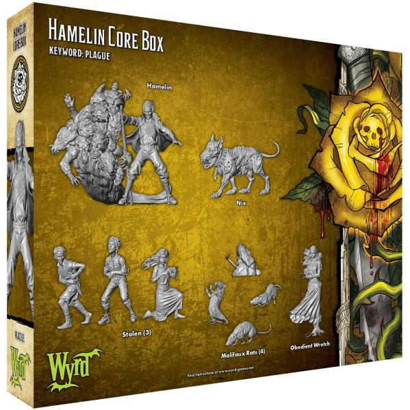 Malifaux (M3E): Hamelin Core Box