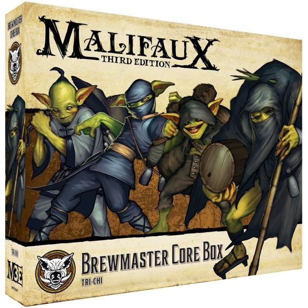 Malifaux (M3E): Brewmaster Core Box