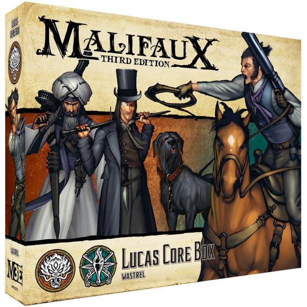 Malifaux (M3E): Lucas Core Box