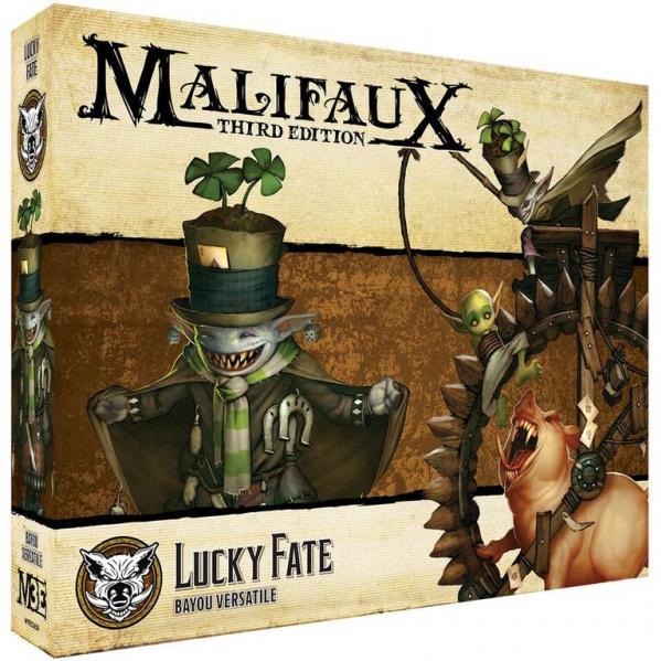 Malifaux (M3E): Lucky Fate