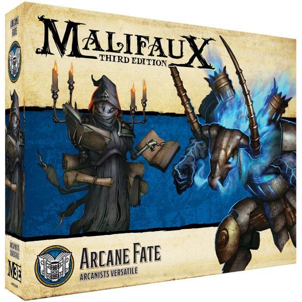 Malifaux (M3E): Arcane Fate