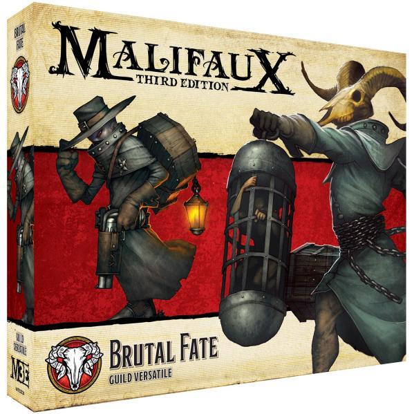 Malifaux (M3E): Brutal Fate