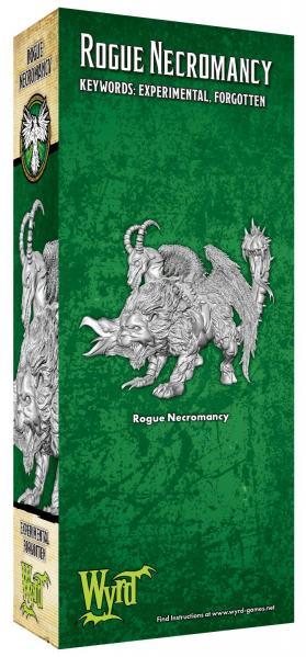 Malifaux (M3E): Rogue Necromancy