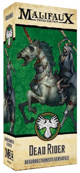 Malifaux (M3E): Dead Rider