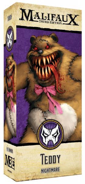 Malifaux (M3E): Teddy