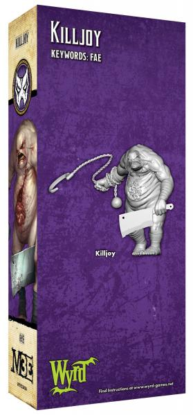 Malifaux (M3E): Killjoy